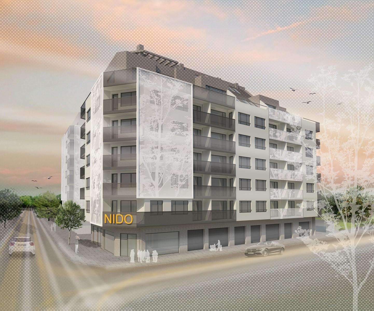 """Нова жилищна сграда бул. """"Източен"""""""